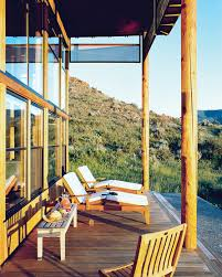 running into a glass door great deck ideas sunset