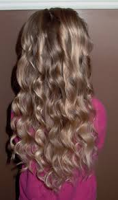 Pretty Colors To Dye Your Hair How To Curl Your Hair Using A Curling Iron Corkscrew Curls Wand