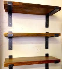 steel u0026 reclaimed wood wall shelf firewood wood walls and shelves