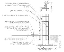 design of reinforced concrete walls home design