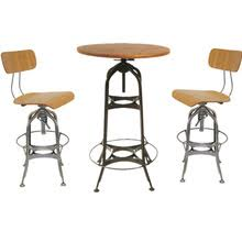High Bar Table And Stools Guangzhou Gold Apple Furniture Industrial Co Ltd Metal Chair