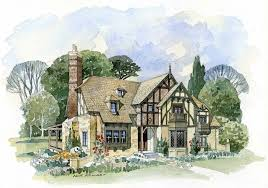 Storybook Cottage House Plans by New South Classics English Cottage Classics