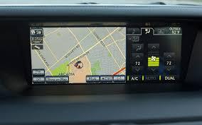 lexus es300 navigation system 2013 lexus gs prototype first drive automobile magazine