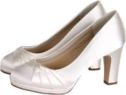 wedding shoes chunky heel wedding shoes with a chunky heel