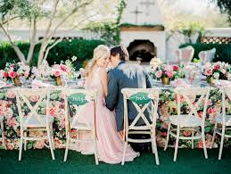 colorful floral wedding inspiration elizabeth anne designs the