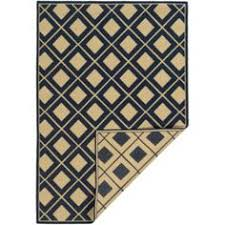 Jcpenney Outdoor Rugs Gaiam Reversible Outdoor Rug Moroccan Oriental Turkish Motif