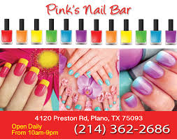 nail salons dfw massage and spa
