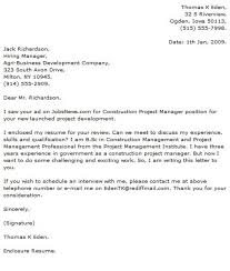 construction cover letter samples aerc co
