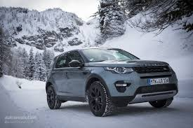 land rover snow 2015 land rover discovery sport review autoevolution