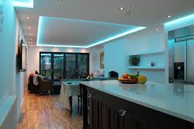 How To Position Your LED Strip Lights - Kitchen cabinet led downlights