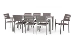 30 wide outdoor dining table shop for the argento outdoor dining set and a wide range of outdoor