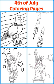 4th of july coloring pages usa pinterest free printables and