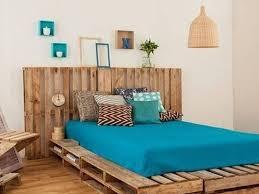 wohnideen europaletten schlafzimmereinrichtung mit paletten freshouse
