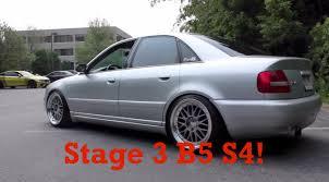 audi b5 s4 stage 3 finetuned stage 3 b5 s4 on bbs wheels