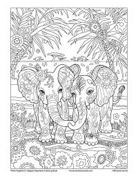 elephant love coloring page elephants love coloring page coloring pages pinterest adult