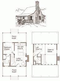 free cabin floor plans mini cottage plans morespoons 946baea18d65
