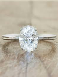 solitaire oval engagement rings 22 best oval engagement rings images on oval