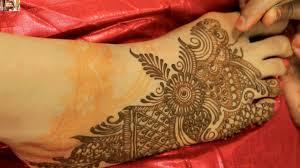 indian henna mehendi tattoo on legs mehndiartistica easy mehndi