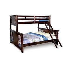 Study Bunk Bed Frame With Futon Chair Clearance Bunk Beds