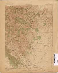 Cedar City Utah Map by