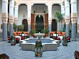 moroccan riad floor plan a guide to moroccan riads rickshaw travel