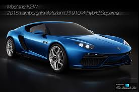 lamborghini supercar meet the new 2015 lamborghini asterion lpi 910 4 hybrid supercar