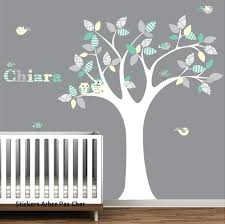 stickers arbre chambre fille stickers arbre chambre fille with stunning stickers arbre blanc