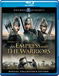 an empress and the warriors blu ray
