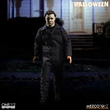 myer s boots one 12 collective michael myers mezco toyz