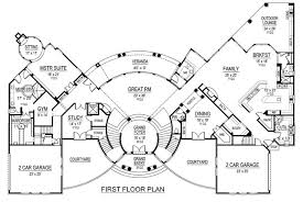 house plans for mansions 100 blueprints for mansions floorplans homes of the rich