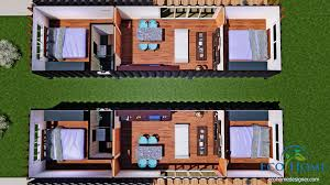 Granny Flats Floor Plans Sch19 2 12m X 3 4m Shipping Container Granny Flats Eco Home