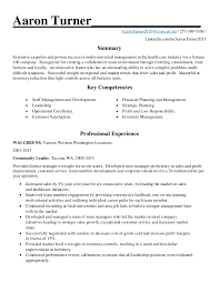 Examples Of Retail Resumes by Resume For Retail Management