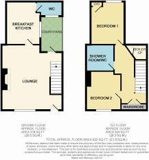 Beaumaris Castle Floor Plan by 2 Bedroom Terraced House For Sale In Wexham Street Beaumaris