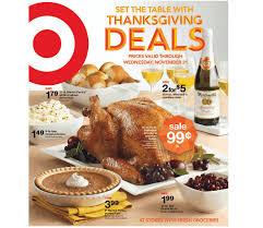 target thanksgiving ad 2012