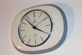 horloge de cuisine mid century de junghans 1960s en vente sur pamono