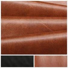 Distressed Leather Upholstery Fabric Upholstery Real Leather Crafts Ebay