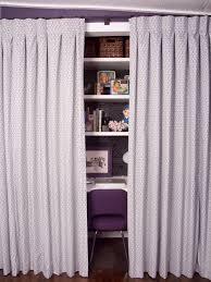 Fabric Closet Doors Curtains For Closet 100 Images Diy Diy Closet Door Curtains
