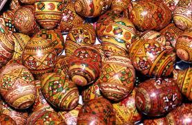 ukrainian decorated eggs pysanky ukrainian egg decoration the florida memory