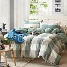 Plaid Bedding Set Popular Green Plaid Comforter Buy Cheap Green Plaid Comforter Lots