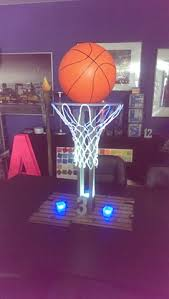 basketball centerpieces freelance studios