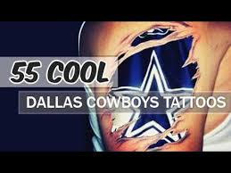 dallas cowboys tattoos ideas cool tattoos designs 2017 youtube