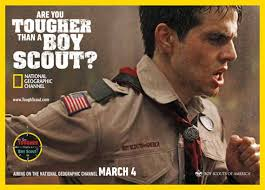 Boy Scout Memes - are you tougher than a boy scout debuts tonight on natgeo summer