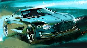 bentley exp 10 artstation art bentley exp 10 speed 6 ilya avakov