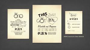 Save The Date Wedding Invitations Fun Wedding Invitations U2013 Gangcraft Net