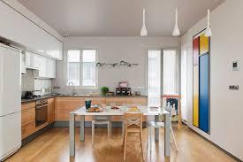 cuisine ouverte sur salle à manger amenagement cuisine salle a manger