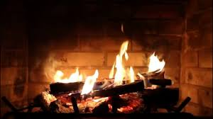 burning fireplace with crackling fire sounds full hd on vimeo