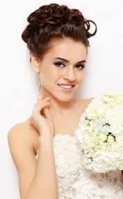 Hochsteckfrisuren Locken Kurze Haare by Die Schönsten Brautfrisuren Für Feines Haar Hochzeit Com