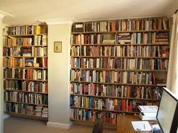 Bookshelves On The Wall Great Wall Bookshelves On Furniture With Small Wall Mounted