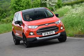 new ford ecosport titanium s 2016 review pictures ford