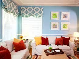 apartments archaicfair orange and blue bedroom brown white ideas